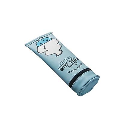 Astuccio per spazzolino da denti motivo Yes-blu-DLP
