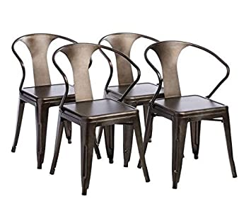 Delicieux Tabouret Stacking Chair (Set Of 4). This Set Of Dining Room Chairs Is