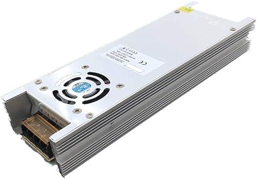 qualité authentique couleurs harmonieuses pas cher Transformateur 220V 24V 360W DC 15A: Amazon.fr: Luminaires ...