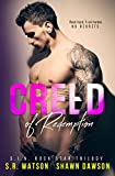 Creed of Redemption (S.I.N. Rock Star Trilogy - Book 2)