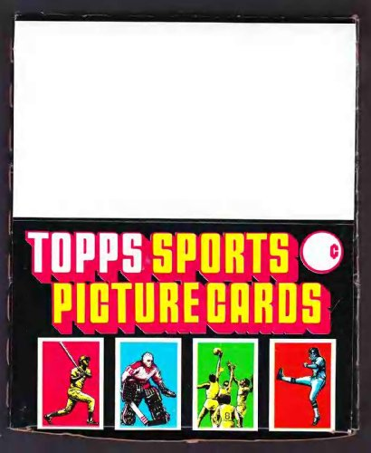 Lot of 4 Factory Sealed Topps Baseball Rack Packs 1983, 1984, 1985, 1986 Over 200 Unsearched Cards