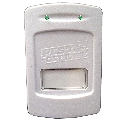 PEST OFFENSE Electronic Pest Repellant