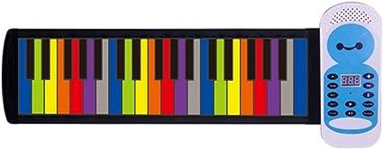 Ouqian-MI Pianos y Teclados Roll Up enrollados a Mano Puzzle ...