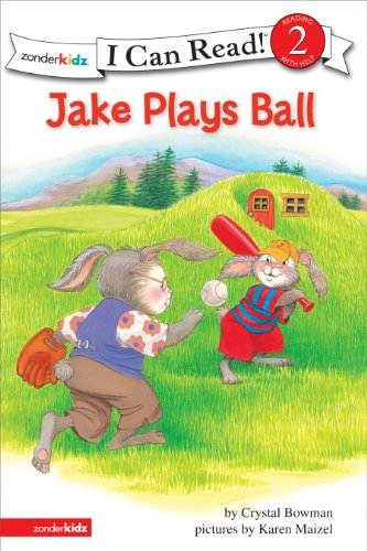 Jake Plays Ball: Biblical Values (I Can Read! / The Jake Series)