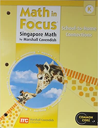 Math in Focus: Singapore Math: Home to School Connection Book ...