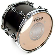 Evans Power Center Clear Drum Head, 12 Inch