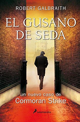 Book cover from Gusano de seda, El (Spanish Edition) by Robert Galbraith