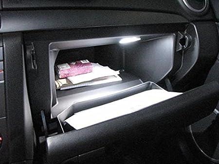 Amazon.com: NEWSUN LED Lámpara de Matrícula para Peugeot 106 ...