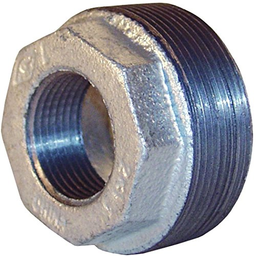 Dixon HB3020G Reducer Hex Bushing,150# Galvanized Iron, 3