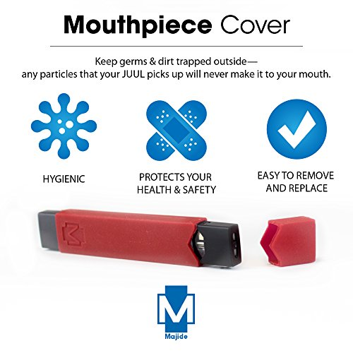 Majide Ultra Thin JUUL Vapor Case with 3-in-1 Protection