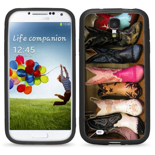 S4 Cowboy Boots For Samsung Galaxy i9500 Galaxy S4 for sale  Delivered anywhere in USA