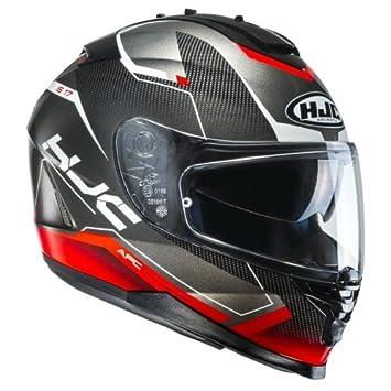 HJC 12360107 Casco de Moto, Loktar, Talla S