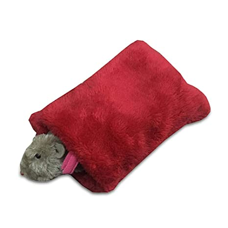 AOLVO - Saco de Dormir para hámster Sirio, diseño de Jaula Grande, Accesorio para