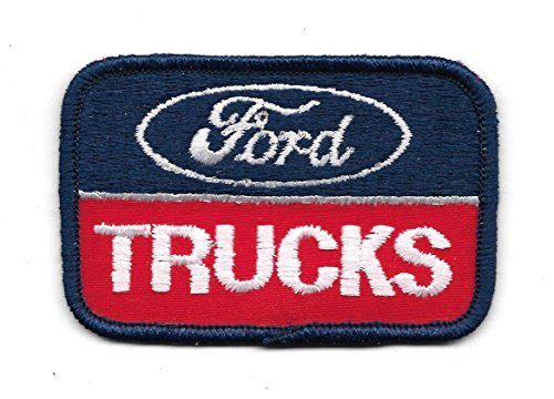 (Ford TRUCKS Vintage Patch )
