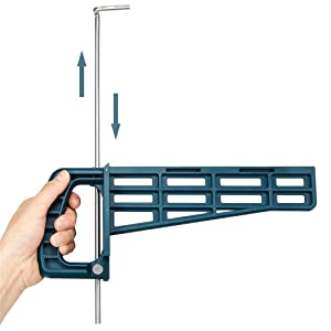 ASCENDAS Universal Drawer Slide Jig Drawer Slides Jig Kit for Furniture Extension Cupboard Hardware Install Guide
