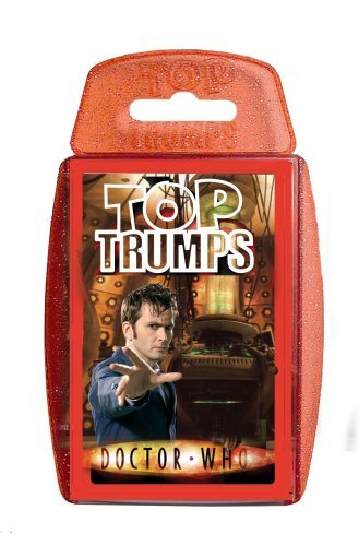 (Top Trumps - Dr Who - Red Pack)