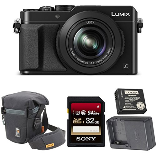 Panasonic LUMIX Travel Charger Bundle