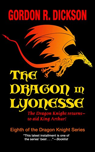 book cover of The Dragon in Lyonesse