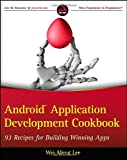 Android Application Development Cookbook, Wei-Meng Lee, 1118177673
