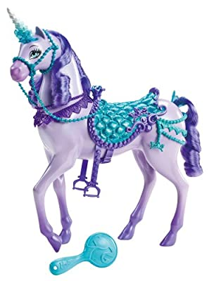 Barbie Princess Unicorn - Purple from Mattel