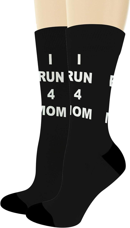Customized Yosemite National Park Classic Travel Poster Socks Mens Womens Socks Unique Casual Crew Socks