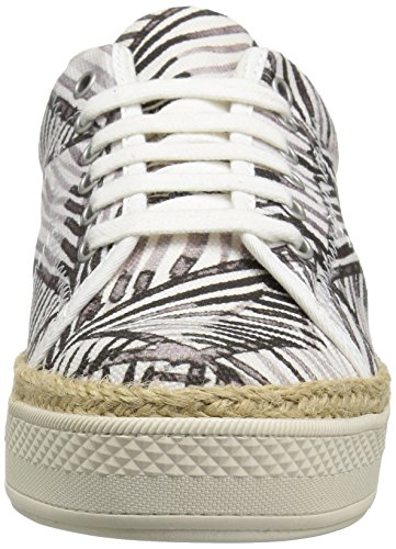 Women's Fashion Canvas Tala Vita Print Sneaker Palm Dolce 5tpqwP