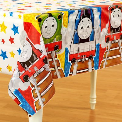 Designware Thomas & Friends Table Cover (Thomas And Friends Costumes)