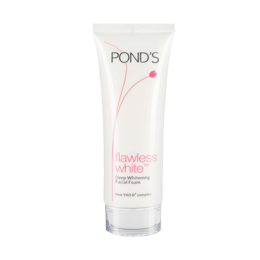 Ponds Flawless White Deep Whitening Facial Foam