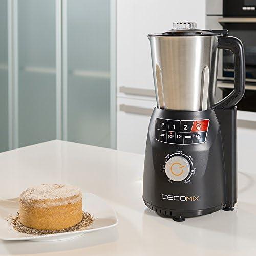 Robot de cocina multifunción que cocina y tritura. 2,8 litros ...