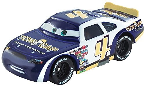 disney pixar cars piston cup rusty cornfuel tow cap vehicle import it all. Black Bedroom Furniture Sets. Home Design Ideas