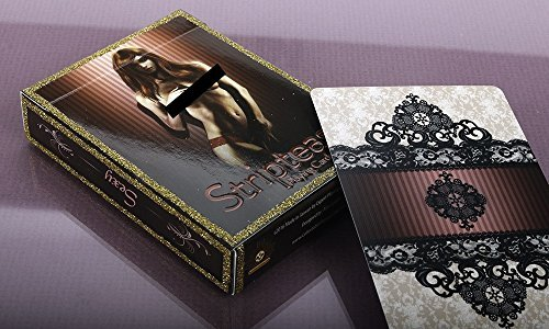 Striptease Playing Cards Deck by Collectable Playing Cards