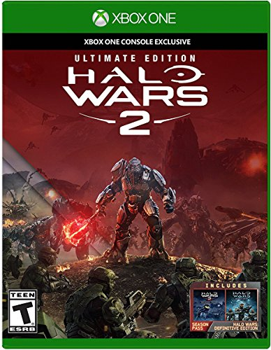 Halo Wars 2 - Ultimate Edition - Xbox One (Best Mouse For Starcraft 2)