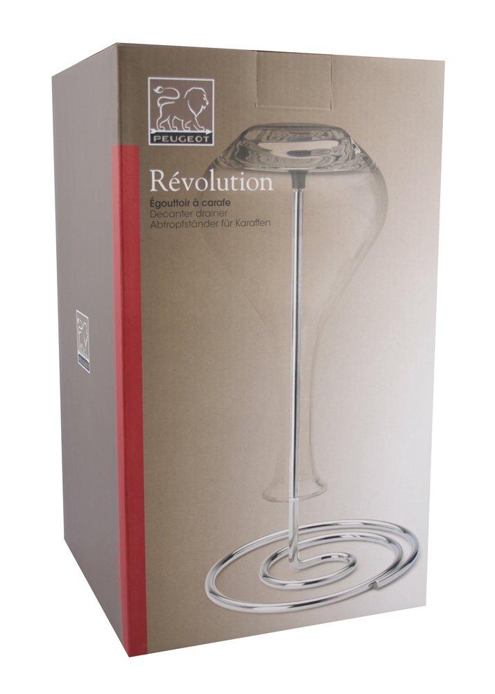 Peugeot 240028 Revolution Decanter Stand