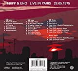 Live in Paris May 28, 1975