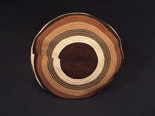 Mochila Wayuu - Bolso cruzados de algodón para mujer Coroco