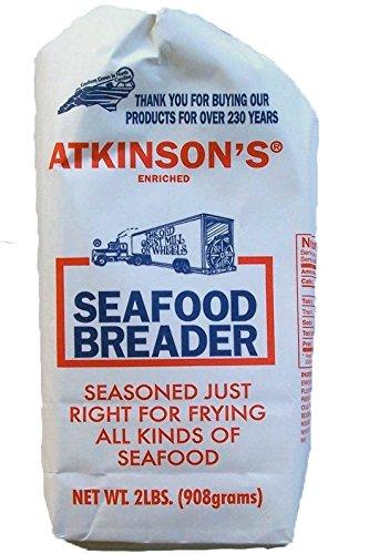Atkinsons's Seafood Breader 5 Lb