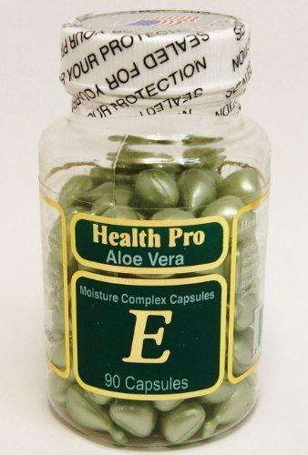NU-Health Aloe Vera Vitamin E Moisture Complex (90 Capsules) - 24 Pack by Nu-Health