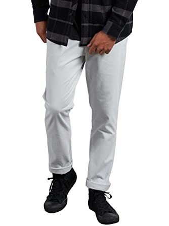 c129e02230f Image Unavailable. Image not available for. Color  Volcom Men s Frickin  Slim Chino Pant