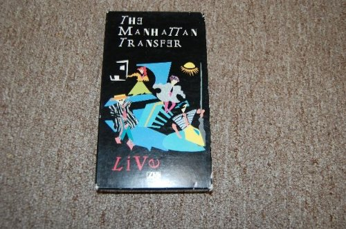 Manhattan Transfer Live [VHS] - Mall Manhattan