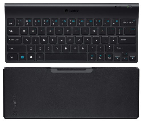 Logitech Tablet Keyboard For Windows 8, Windows Rt & Android3.0+