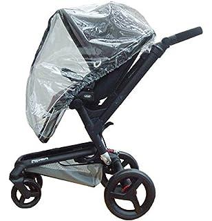 Protección contra la lluvia-diseño de lazo y brillantes de ajuste de paseo con protector de funda protectora contra la lluvia…