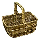Set of 4 Southport Wicker Shopping Basket