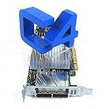 VV648 - RAID Controller PCI-E 2.0 x8 2x mini-SAS 1GB Cache W/Battery PERC H810 6Gbps PowerEdge R620
