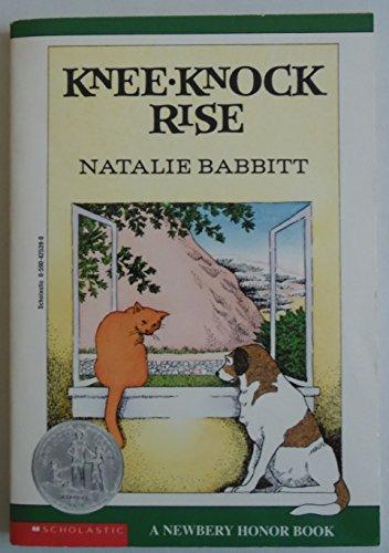 Kneeknock Rise Sunburst Book By Natalie Babbitt