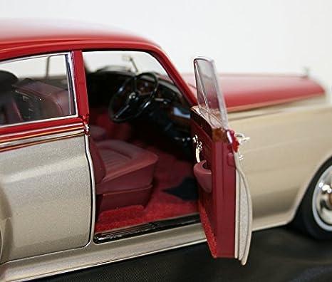 Argent Miniature Voiture de Collection 110140144 Minichamps