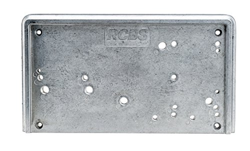 (RCBS Accessory Base Plate-3, Grey)