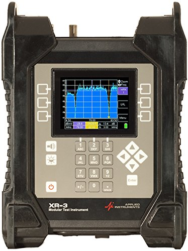Applied XR-3 Modular Test Instrument Base (Modular Lcd)