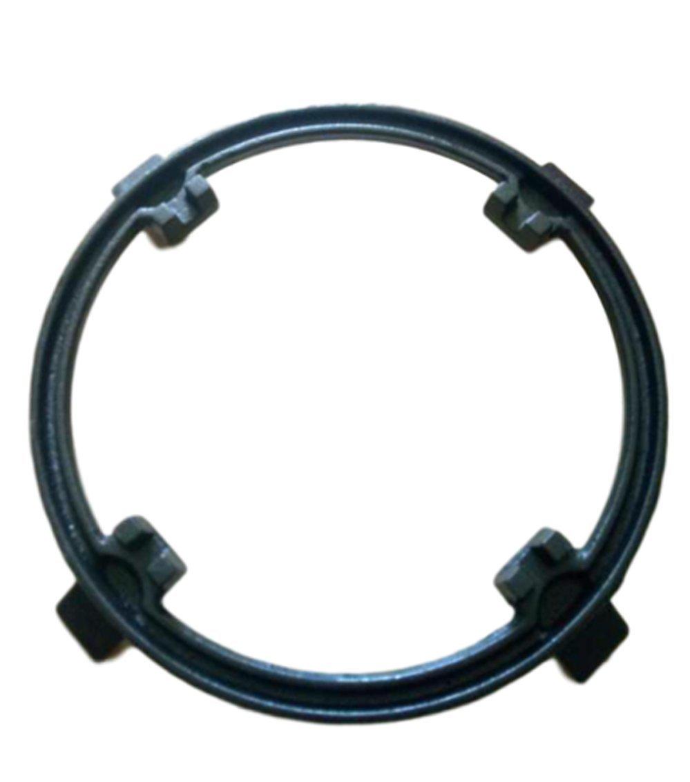 Amazon.com: Wok Anillo/antideslizante negro estufa de hierro ...
