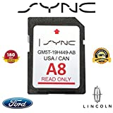 Garden&Park A8 2018 MAP UPDATE Navigation SD CARD SYNC FITS ALL FORD LINCOLN UPDATES A7