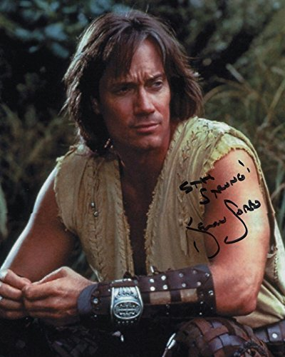 Kevin Signed Sorbo - KEVIN SORBO signed autographed HERCULES photo